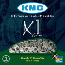KMC X1 schmale Nabenschaltungskette